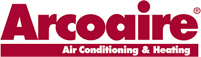 Arcoaire air conditioning and heating logo