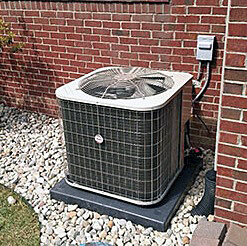 Cooling home air conditioner dealer repair service mi