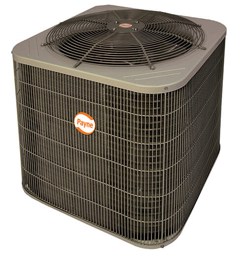 Cooling payne central air conditioner dealer repair