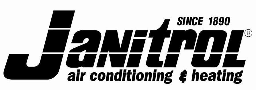 Janitrol air conditioning and heating logo