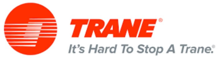 Trane heating and air conditioning logo