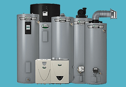 Water heaters ao smith residential commerical dealer repair